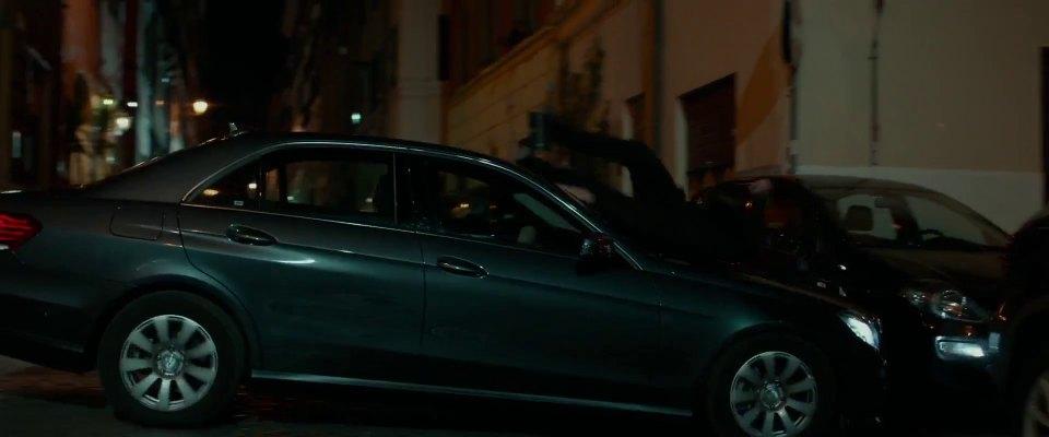 2015 Mercedes-Benz E 200 BlueTEC W212