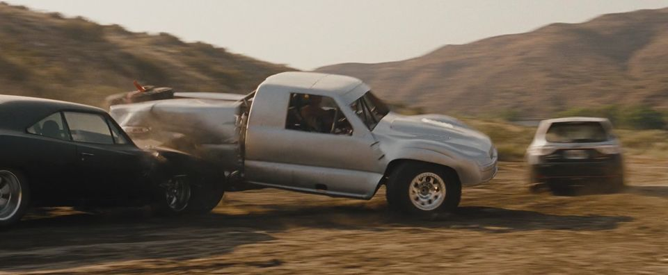 Custom Made Trophy Truck bodied as 2003 Chevrolet Silverado