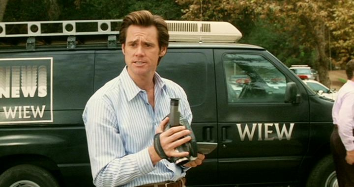 Ford E-Series, Bruce Almighty 2003