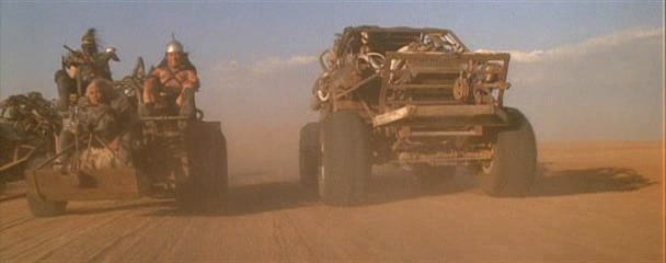 Made for Movie, Mad Max Beyond Thunderdome + 1985