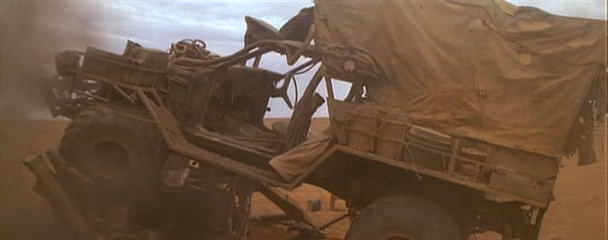 Made for Movie, Mad Max 3 + Beyond Thunderdome + 1985