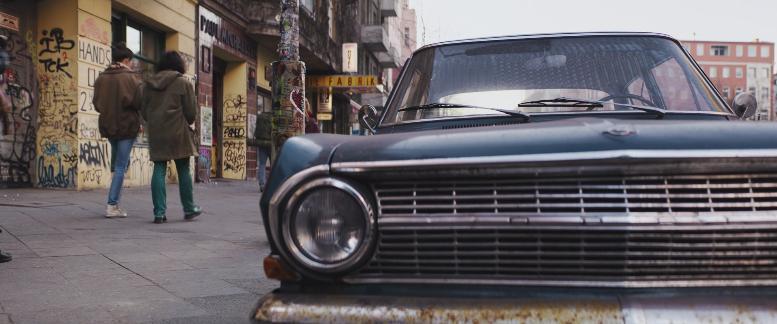 1964 Opel Rekord A