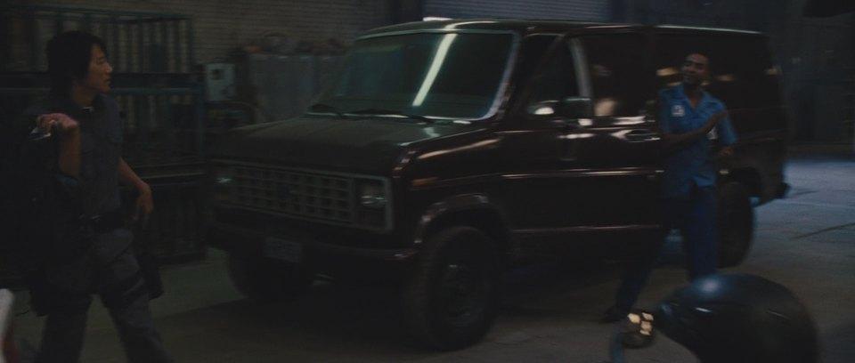 1990 Ford Econoline