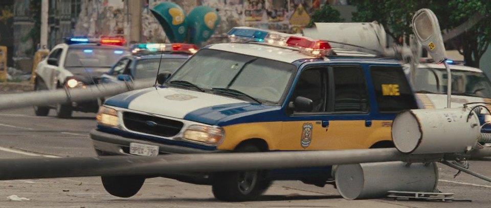 1995 Ford Explorer UN105