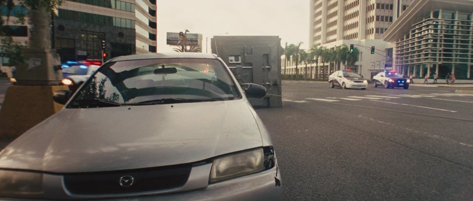1997 Mazda Protege BH