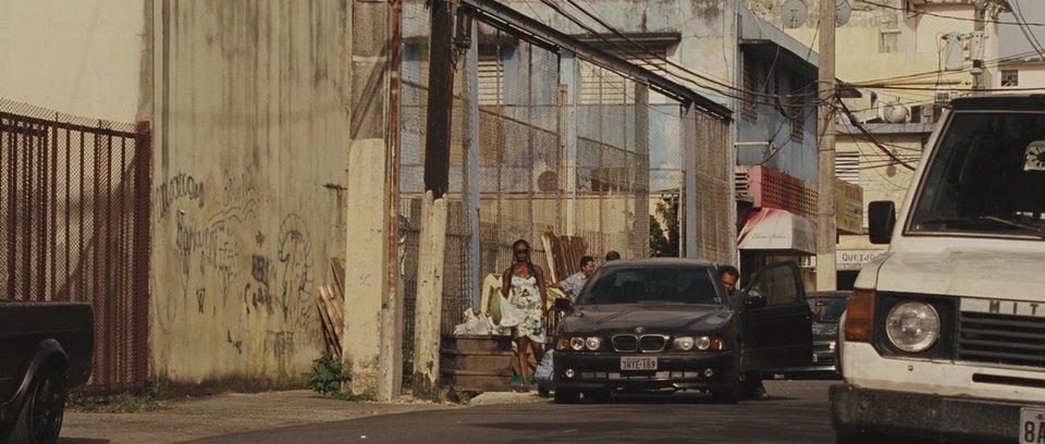 2001 BMW 5 E39