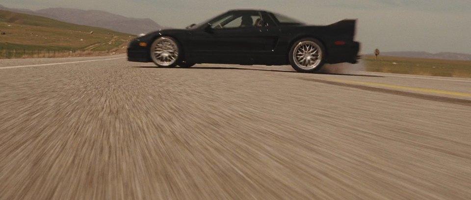 2003 Acura NSX NA2, Fast Five