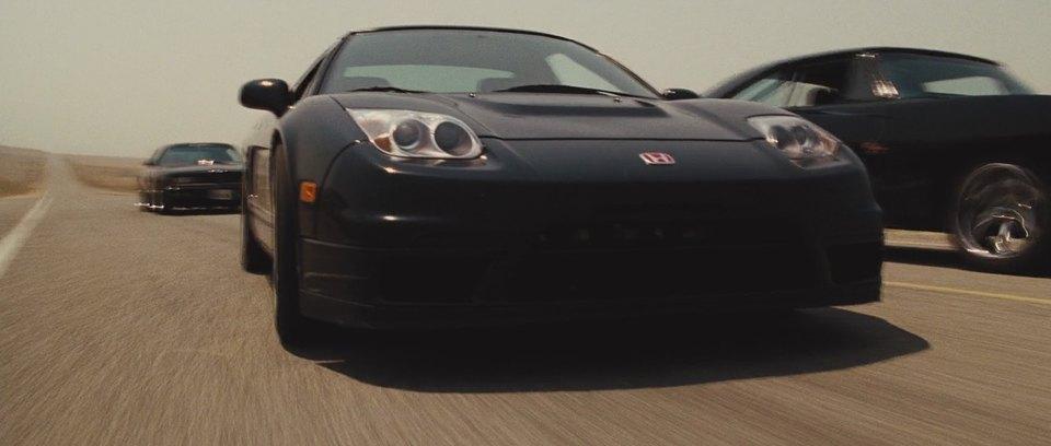 2003 Acura NSX NA2, Fast Five 2011