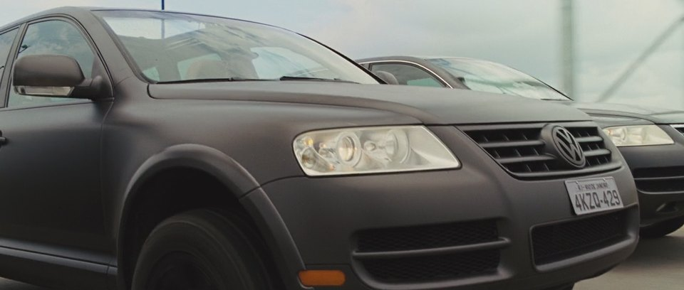 2004 Volkswagen Touareg I Typ 7L