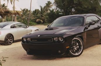 2009 Dodge Challenger SRT-8 Classic Design Concepts Group 2 Widebody LC, Fast Five 2011