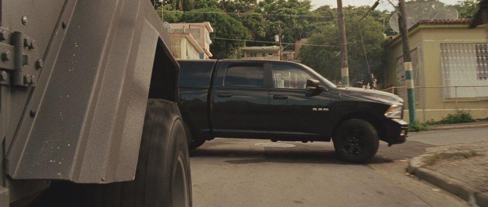 2009 Dodge Ram Crew Cab