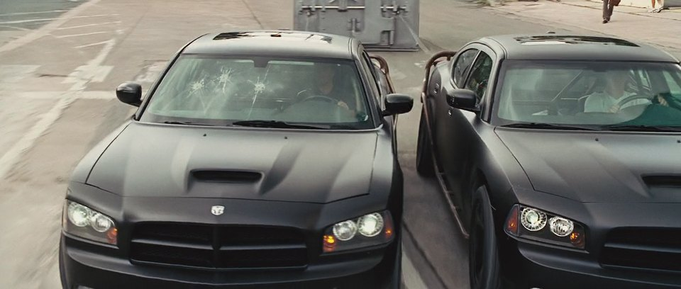 2010 Dodge Charger SRT-8 LX, Fast Five 2011