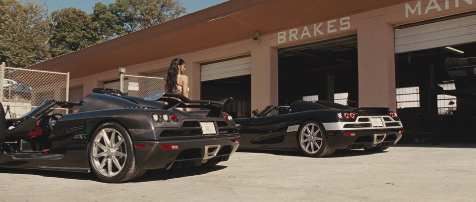 2010 Koenigsegg CCXR Edition, Fast and Furious 5 2011