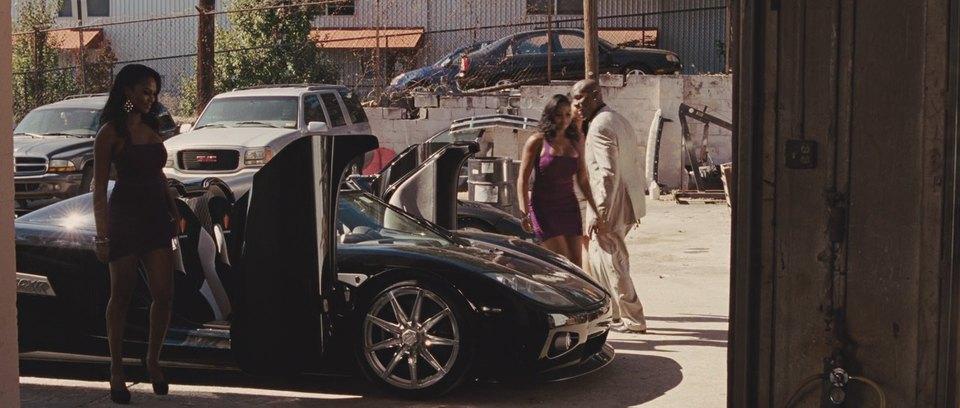 2010 Koenigsegg CCXR Edition, Fast and Furiois 5
