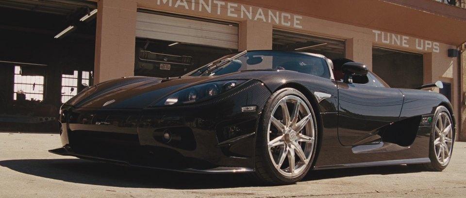 2010 Koenigsegg CCXR Edition, Fast Five 2011
