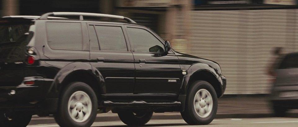 2010 Mitsubishi Pajero Sport HPE
