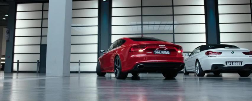 2011 BMW 6 F12