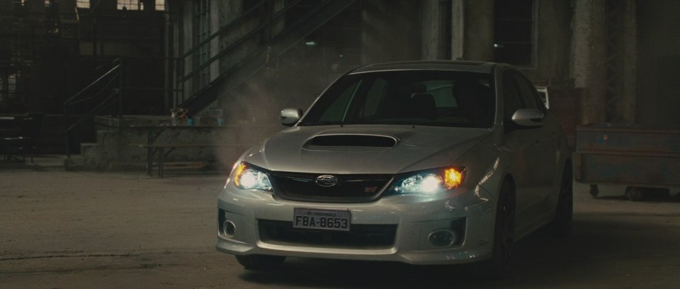 2011 Subaru Impreza WRX STi GV