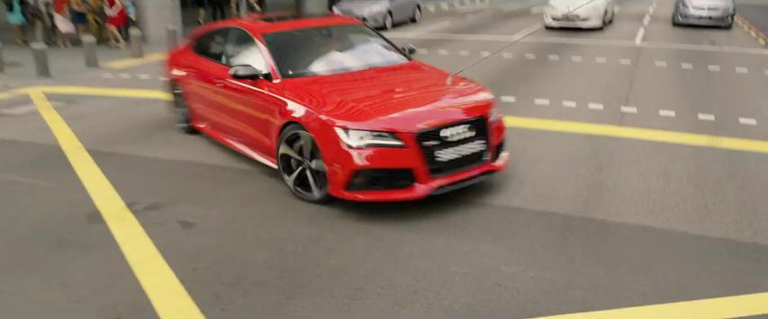 2013 Audi RS7 Sportback Typ 4G, Hitman Agent 47
