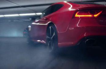 2013 Audi RS7 Sportback Typ 4G, Hitman Agent 47 2015