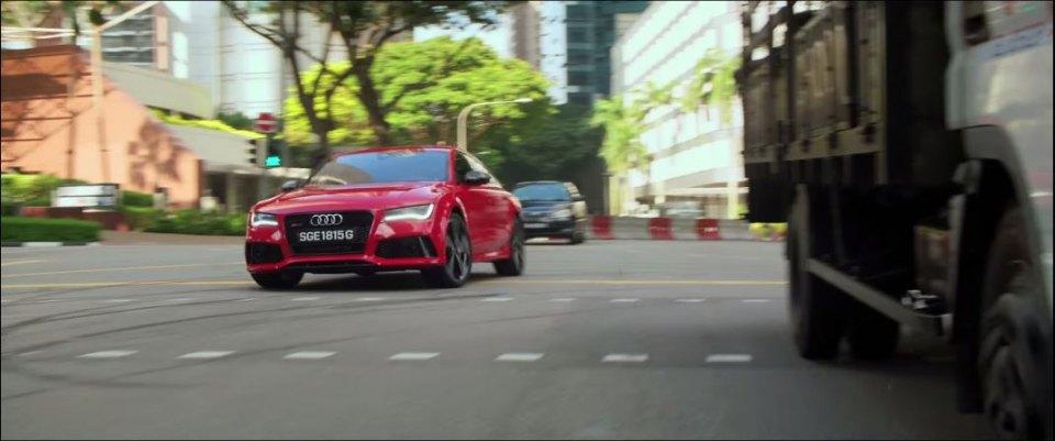 2013 Audi RS7 Sportback Typ 4G