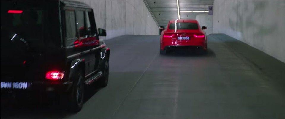 2013 Mercedes-Benz G 63 AMG W463, Hitman Agent 47