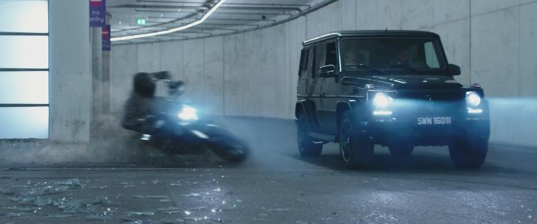 2013 Mercedes-Benz G 63 AMG W463, Hitman Agent 47 2015