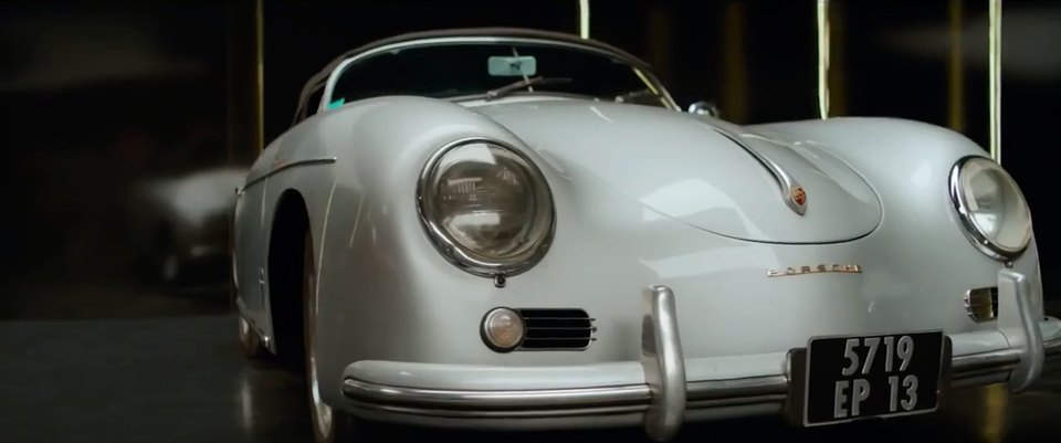 1956 Porsche 356 A Speedster Replica by Vintage Speedsters, Overdrive 2017