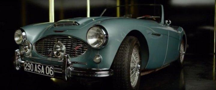 1959 Austin-Healey 3000 Series I