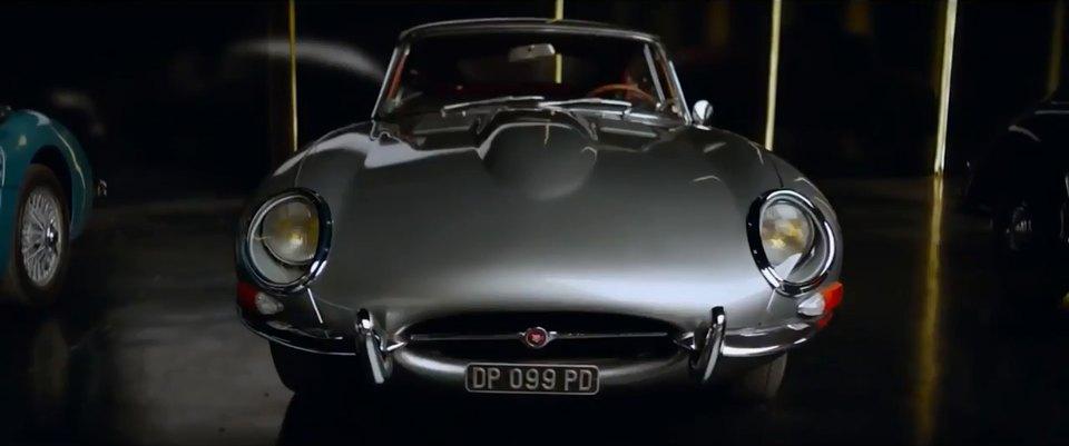 1962 Jaguar E-Type FHC Series I