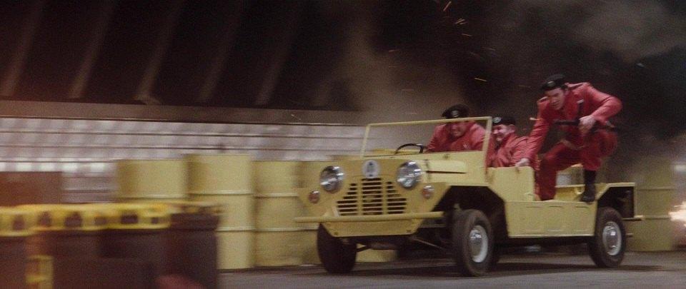 1965 Austin Mini Moke Best Movie Cars