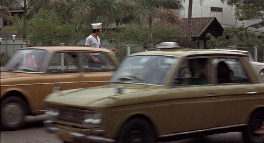 1966 Datsun Bluebird DeLuxe 411