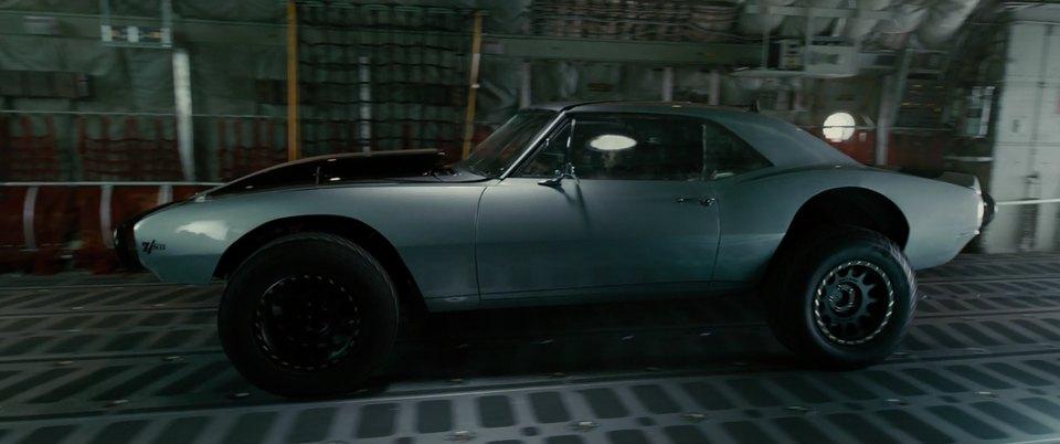 1967 Chevrolet Camaro, Furious 7 2015