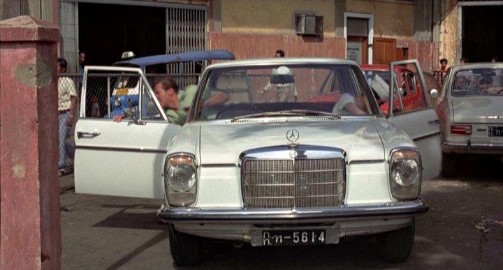 1968 Mercedes-Benz 220 D W115, The Man with the Golden Gun