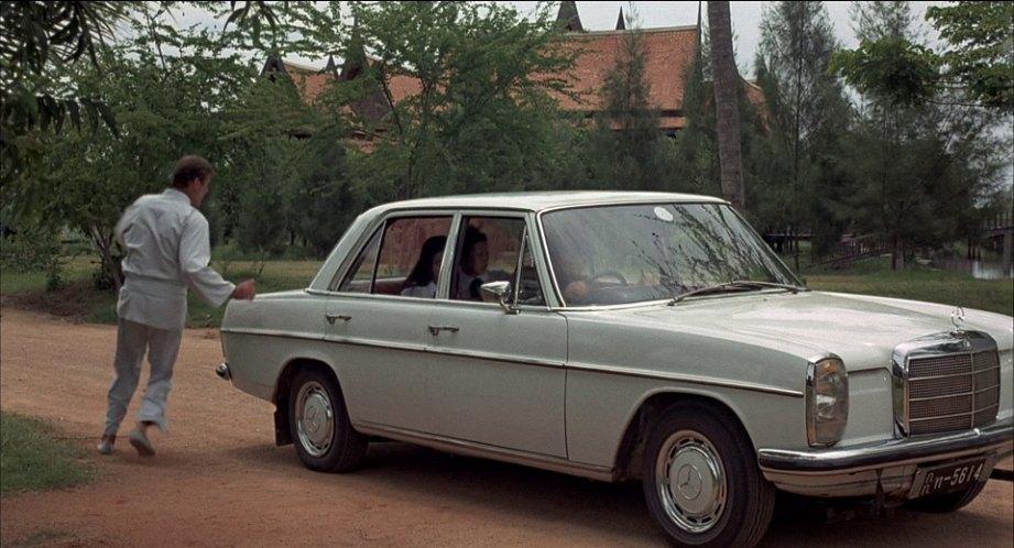 1968 Mercedes-Benz 220 D W115, The Man with the Golden Gun 1974