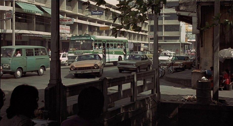 1968 Toyota Hiace H10