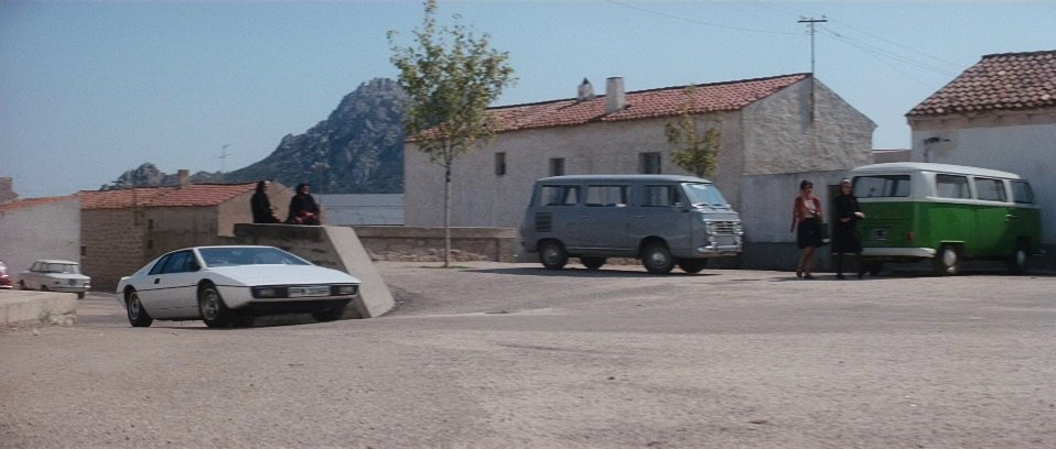1968 Volkswagen Giardinetta Typ 2 T2