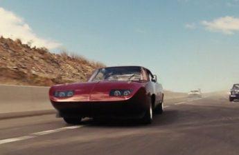 1969 Dodge Charger Daytona Replica, Furious 6 2013
