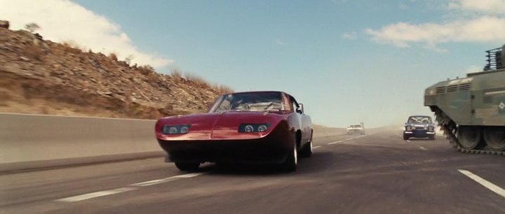 1969 Dodge Charger Daytona Replica