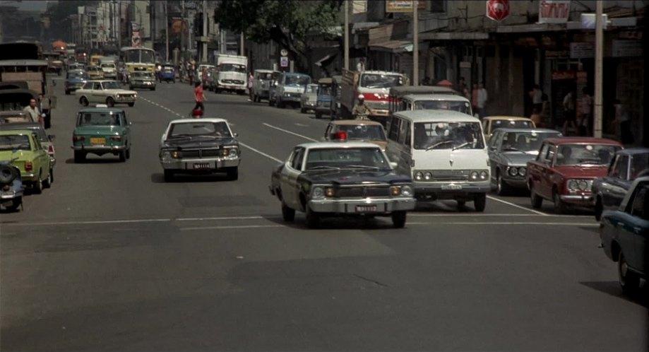 1969 Fiat 124 S 1a Serie 124B 2