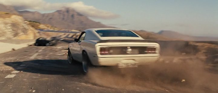 1969 Ford Mustang, Furious 6 2013