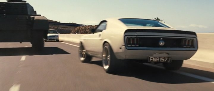 1969 Ford Mustang, Furious 6