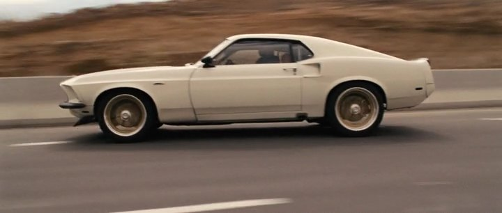 1969 Ford Mustang, Fast and Furious 6 2013