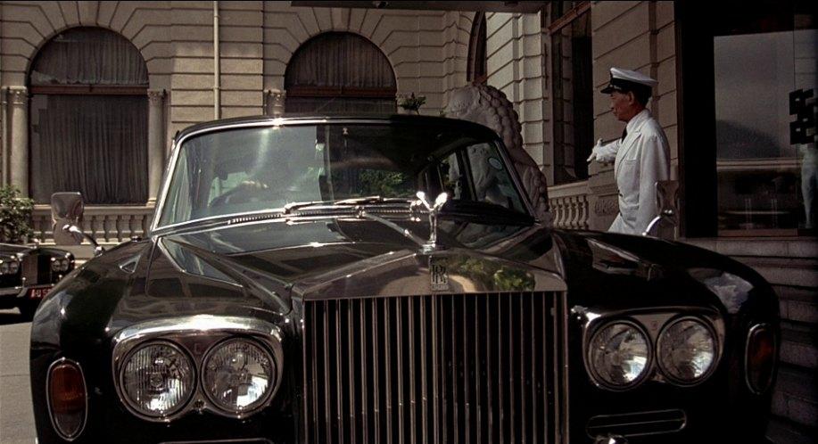 1969 Rolls Royce Silver Shadow I Best Movie Cars