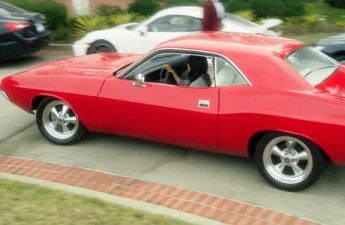 1970 Dodge Challenger, Bad Moms 2016