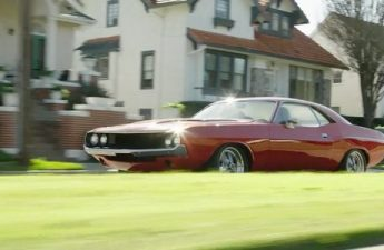 1970 Dodge Challenger, 2016 Bad Moms