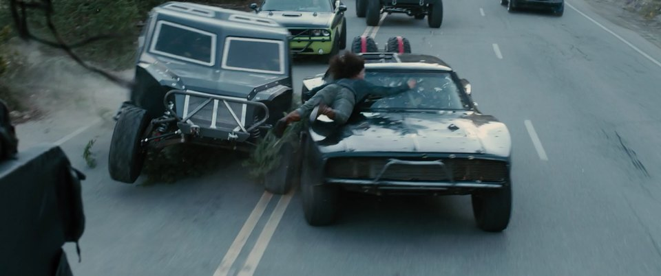 "2015 Dodge Barracuda >> All the Cars in ""Furious 7"" (2015)"