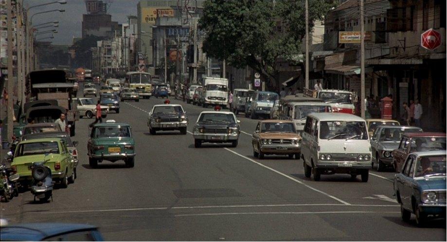 1970 Toyota Corolla 1200 KE11