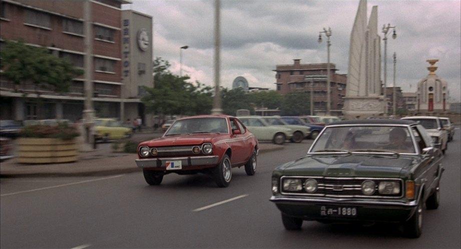 1971 Ford Taunus GXL TC1