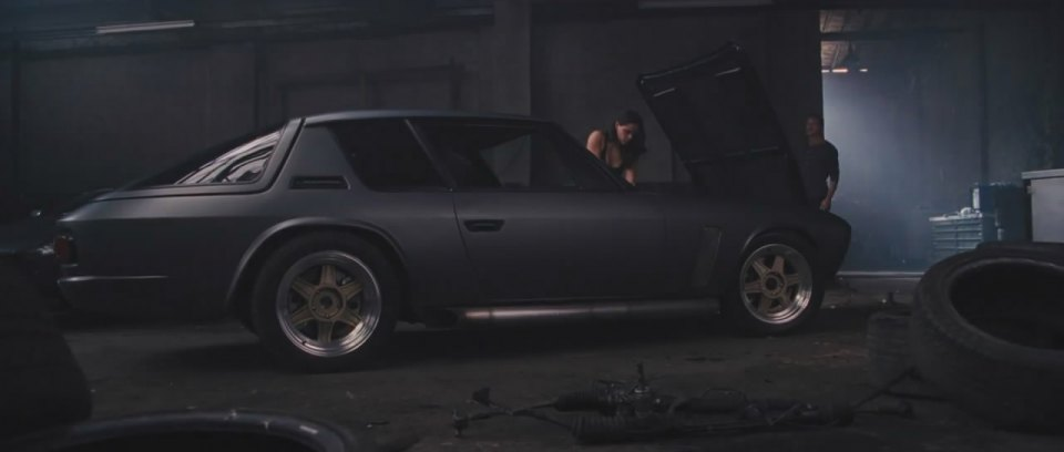 1971 Jensen Interceptor Mk III, Fast and Furious 6